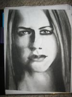 Avril in Charcoal by LilithVallin