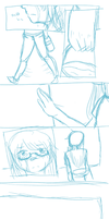 Scribble Comic: Blank Canvas Pg1 by KitsPokePeople