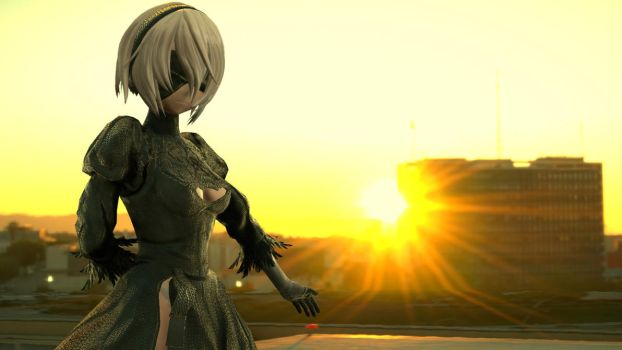 MMD Video - 2B From Y to Y by YukiMaou