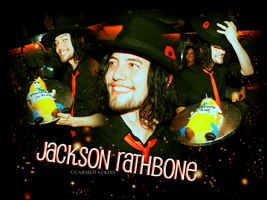 Jackson Rathbone by CarmenAckles