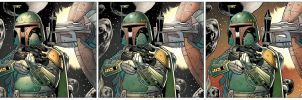Boba changes by YelZamor