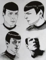spock, some more by PopIntelligentsia