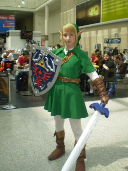sunday expo: link by Blondechi