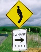 Pwnage Ahead by roflwaffle07