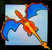 Charizard, again by DunnyCT