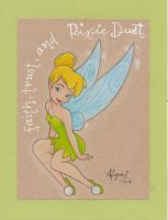 Tinkerbell by ISleepWithSirens