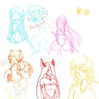 Doodle Dump 1 by MandyGameHouse