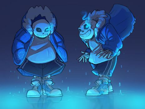 Undertale- Sans by MadJesters1
