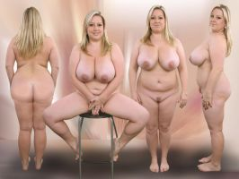Anatomie Chubby 2 by Arts-Muse