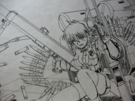 Seras victoria by Twisted462