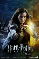 Hermione Granger P.1 #4 - Deathly Hallows Extended by HogwartSite