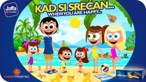 Kad si srecan - When You Are Happy And You Know It by djnick2k