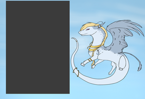 Design-- Sky Dragon by Bittenkat