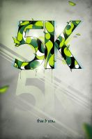 5K by DesignPhilled