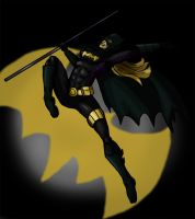 Stephanie Brown- Batgirl by Cubed1