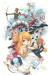 Lucy and the 12 Celestial Spirits of the Zodiac by Nick-Ian