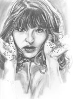 Florence attempt2 by AnoukvanderMeer