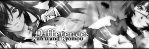 Differences Signature by RavenTheSilence