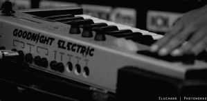 Goodnight Electric by eluchano