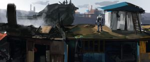 Slums 02152014 by WarrGon