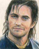 Guy of Gisborne by Jojemo