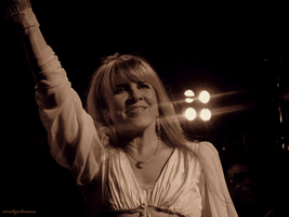 Stevie Nicks Live 2011 by dwightyoakamfan