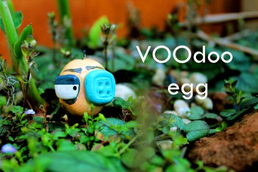 Voodoo Egg by sean-seian