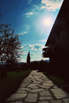Hard sun. by PsychedelicEyes