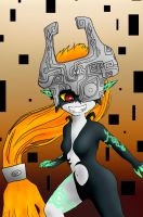 Midna by Astatos-Luna