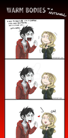 Warm Bodies in a Nutshell (spoilers?) by DarkLitria