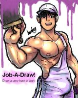Job-A-Draw Contest by humbuged