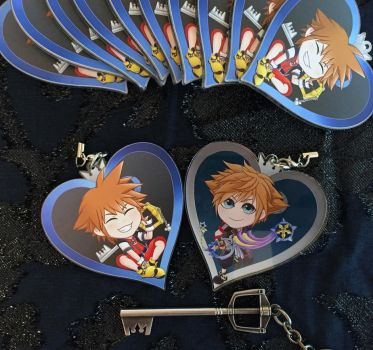 KH1 to 3 Charms! by Celestial-N4vigator
