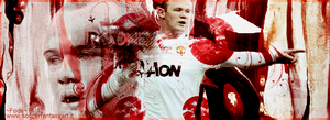Wayne Rooney's Signature by FodsSFA