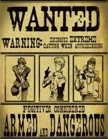 Armed and Dangerous by Jax89man