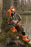 Skullkid Cosplay by Kraaku
