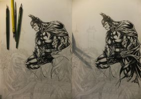 Batman Wip 2012.2 by barfast