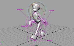 Rigging Experiment by DuffMan256