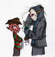 Jason is a Gentleman by thedarklordkeisha