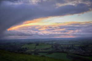 Sunset HDR by SMB-speedymax