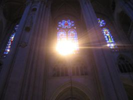 Cathedral Light by ikutophantomluver