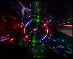 :Abstract:  Colorful-Confusion by david-designs