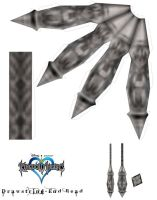 OrgXIII Coat Bead - Ripped from Game by EuTytoAlba