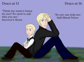 Draco's Transformation by DKCissner