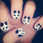 .::Panda::. by TheNailArtLover