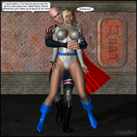 Lex Luthor Enhanced 02 by LordSnot