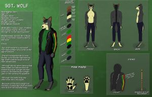 Sgt Wolf Character Sheet 2013 by pikminpedia