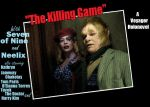 Voyager Lobby Card, Seven and Neelix by LizzyChrome