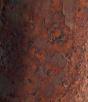 Rust Texture by Sheiabah-Stock