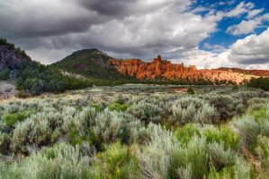 Red Canyon 1 by arnaudperret