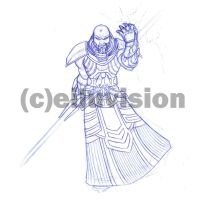 Vedris Sketch (Revision) by Eiluvision